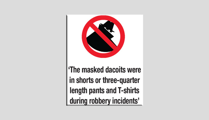 Same gang behind recurrent robbery