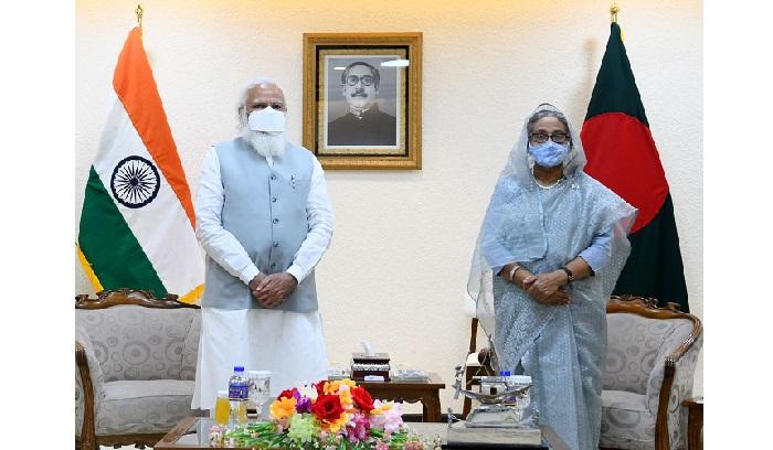 Narendra Modi's visit at a glance