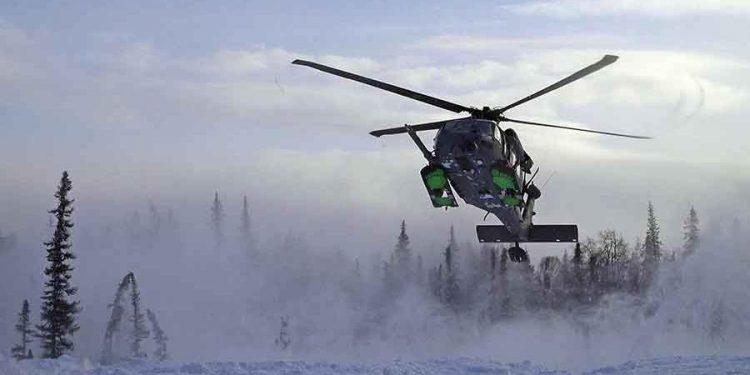 Helicopter crash in Alaska backcountry ski trip kills 5