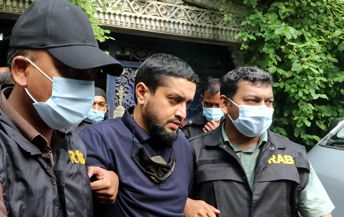 Indictment hearing in arms case against Golden Monir April 13