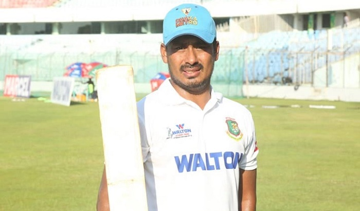 Ex-captain Ashraful turns up negative for Covid-19 in 2nd test