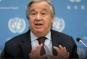 UN chief criticizes wealthy countries for vaccine 'stockpile'