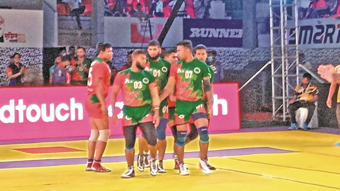 Bangladesh in final
