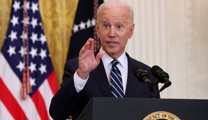 Biden administration threatens tariffs on UK goods in 'tech tax' row