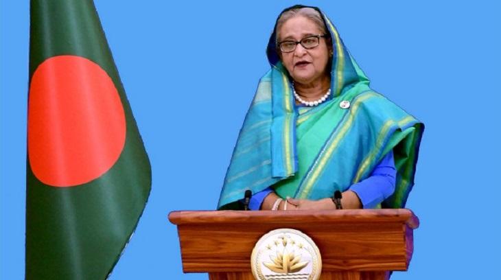 Covid-19: Hasina seeks global action to address liquidity crisis, debt burdens