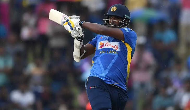 Perera becomes first Sri Lankan to hit six sixes in an over