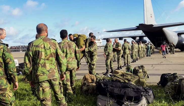 Portugal sending 60 troops to beleaguered Mozambique