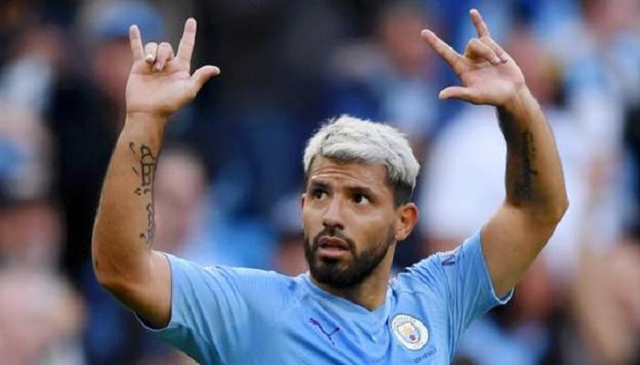 Aguero set to leave Man City