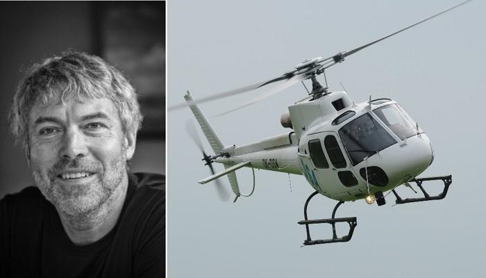 Czech billionaire among 5 killed in Alaska helicopter crash