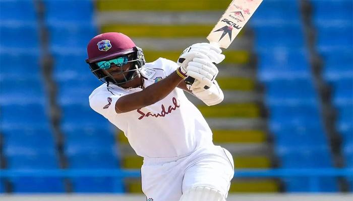 Patient Brathwaite on 99 against 'disciplined' Sri Lanka bowling