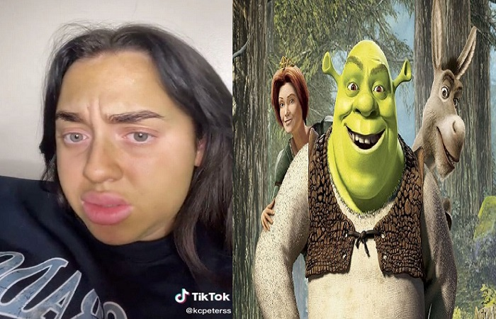 Woman moans that she looks like 'Shrek' after mistakenly using out of date tan
