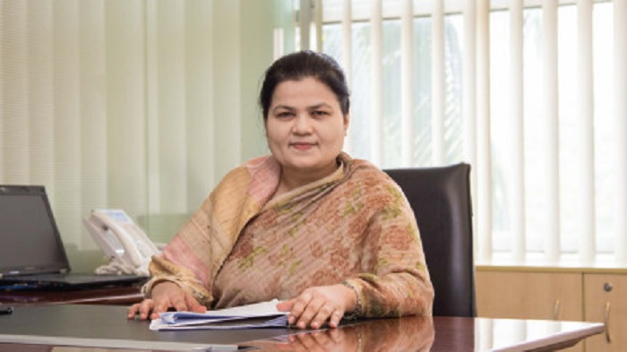 Humaira Azam first female MD of a bank
