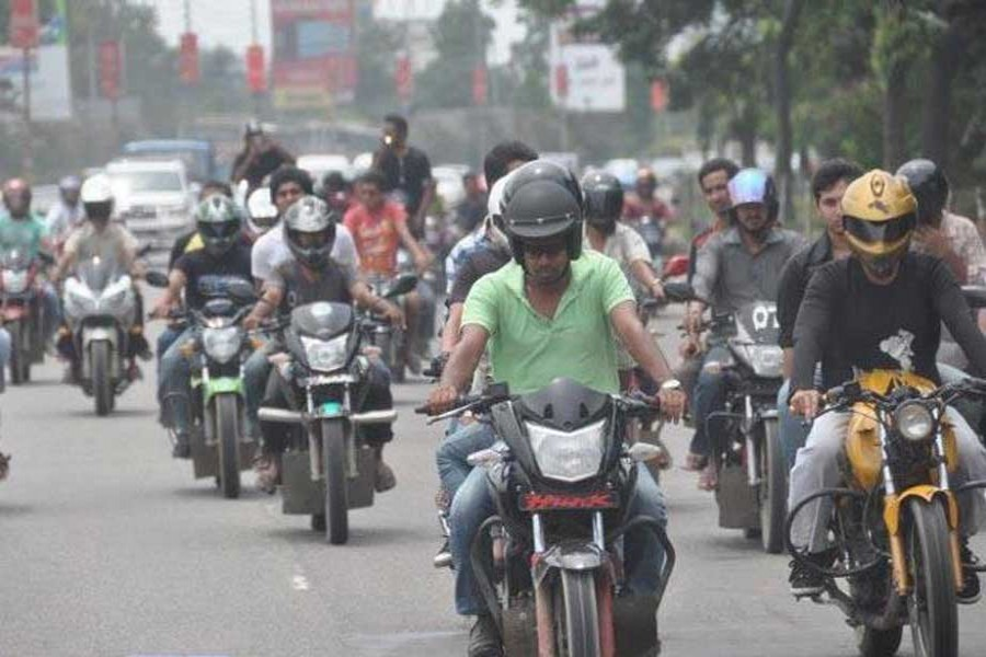 Covid-19: Motorcycles operating under ride-sharing services banned
