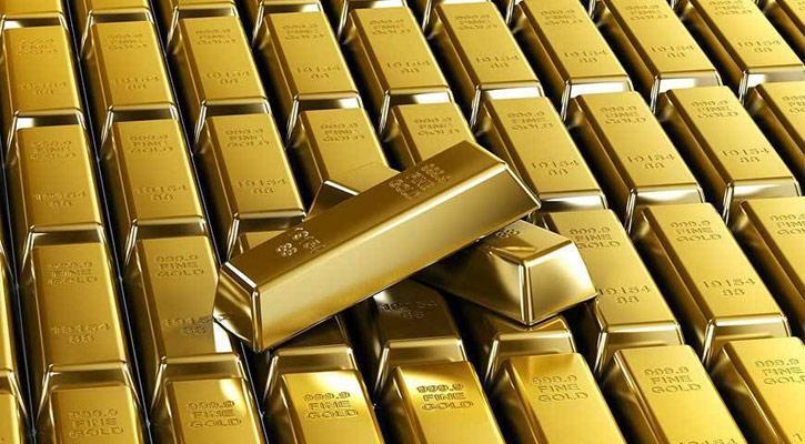 39 gold bars seized at Shahjalal Airport