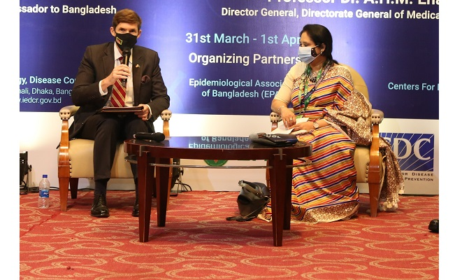 First Bangladesh Congress on Epidemiology and Public Health highlights US-Bangladesh Cooperation and Vital Role of Field Epidemiologists