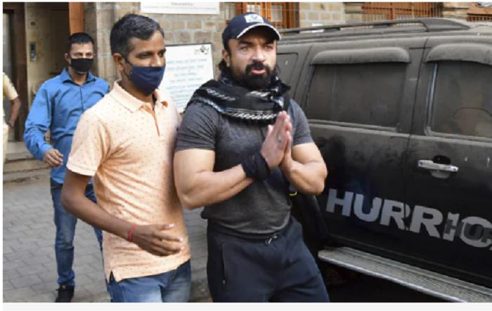 Actor Ajaz Khan arrested in drugs case