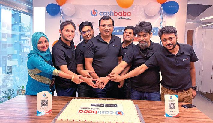 Recursion FinTech launches Cashbaba