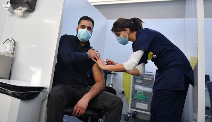 Covid: Half of UK has antibodies from vaccination or infection
