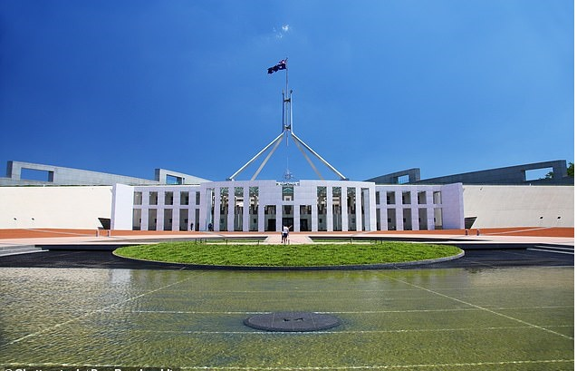 Fears Parliament House has been hacked by CHINA with the Morrison Government forced to cut access to emails amid worrying 'cyber attack'