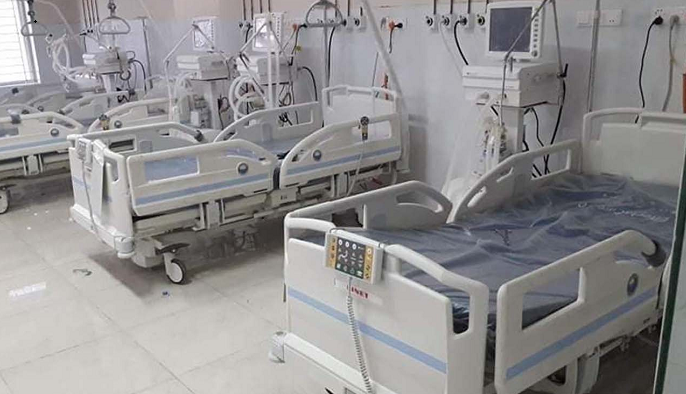 Covid-19 surge lays bare another crisis: Scant ICU beds and specialists