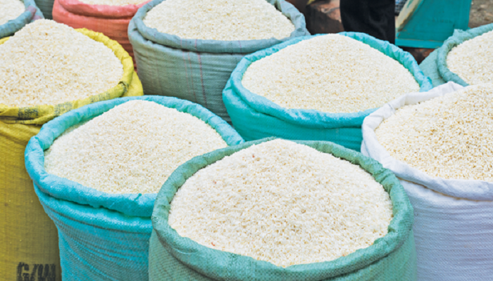 Cabinet purchase body nods import of 50,000MT rice