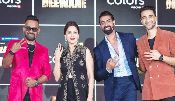Crew members of Madhuri Dixit's reality show test positive for COVID-19