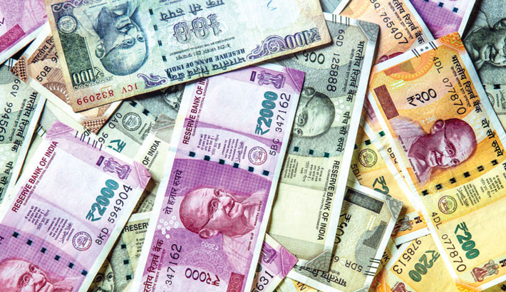 Indian rupee ends near the day's high at $73.11