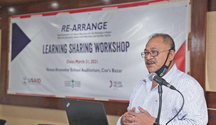 learning sharing workshop