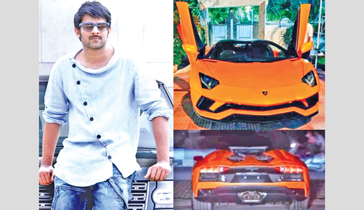 Prabhas buys Rs 6-cr luxury car for father