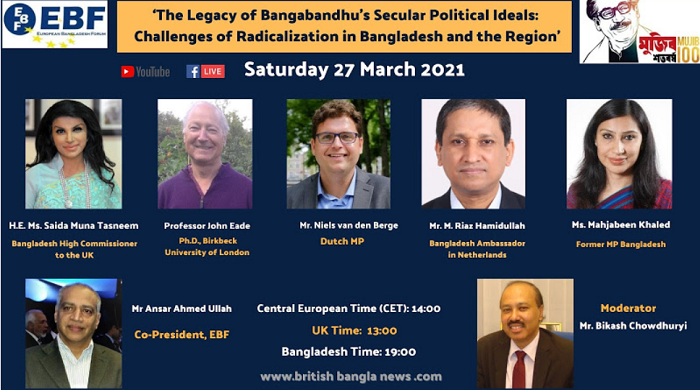 Challenges of Radicalization in Bangladesh and the Region