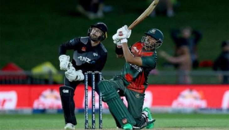New Zealand set Bangladesh 142-run target in 3rd T20