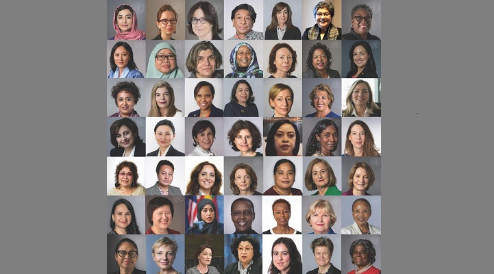49 Women Ambassadors stress gender equality to mitigate impacts of Covid-19
