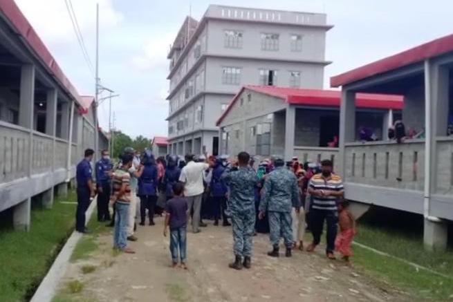 Foreign envoys to visit Bhasan Char on April 3