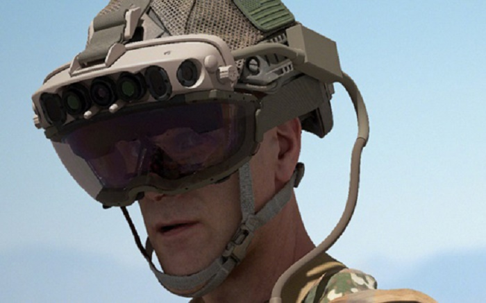 Microsoft wins $22 bn US army contract for augmented reality gear