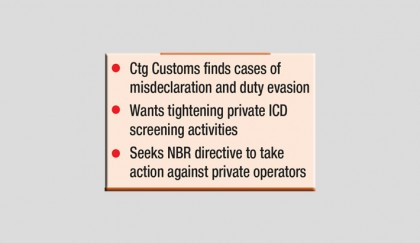 Pvt ICD operators yet to install scanning system