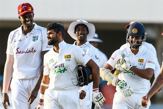 Roles reversed as Sri Lanka face last day battle to save Test