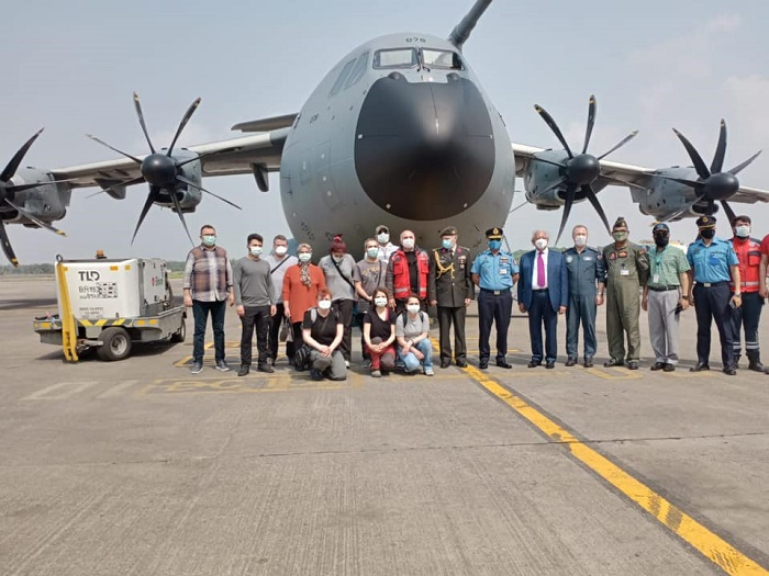 2nd Turkish cargo plane lands in Ctg airport with medical equipment
