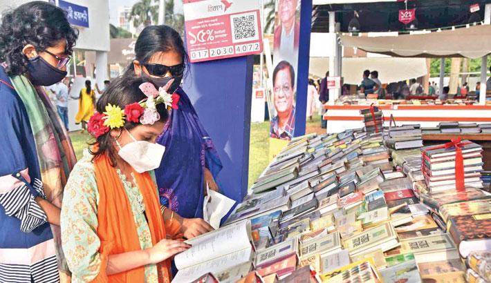 Curtailed Book Fair