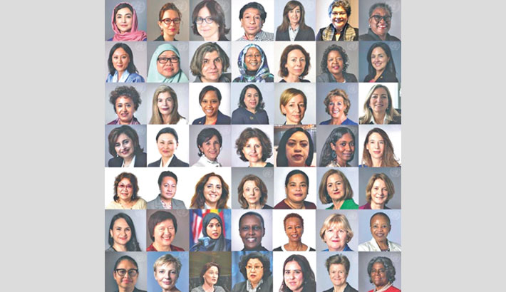 Women's Leadership — A Catalyst for Change