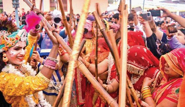 Doljatra brings joy for Hindu community
