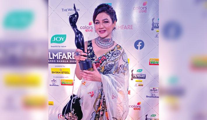 Honour for Jaya Ahsan