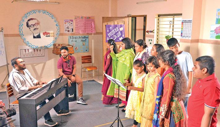 Musical drama 'Sobbai Sobar Moton-e' releases today
