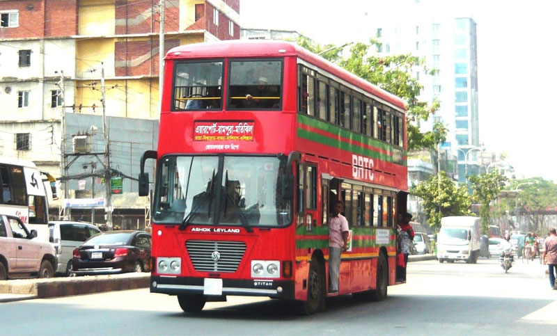 BRTC to add 60 double decker buses for passengers in capital