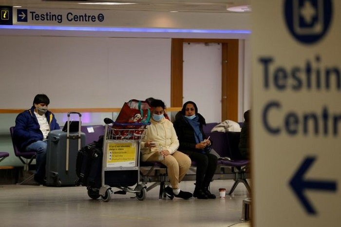 UK extends England entry ban to travellers from 11 African countries for COVID variant