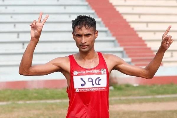Marathon runner Farid earns first gold in athletics; Baki disappoints