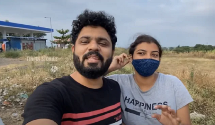 Kerala couple is making travel during Covid possible in a revamped car