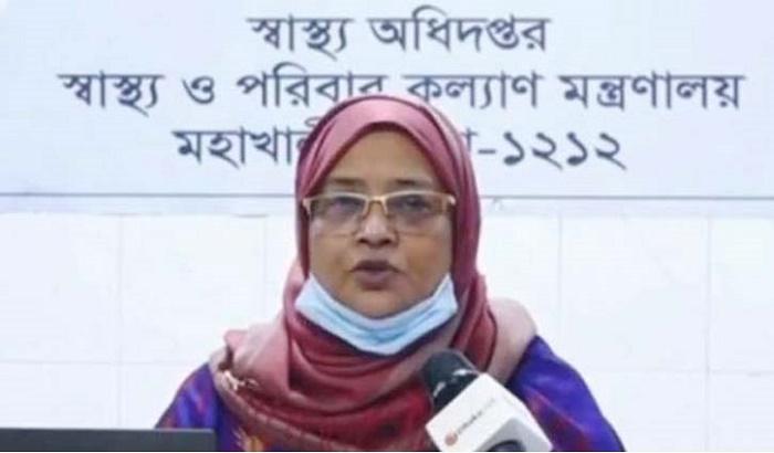 ADG of DGHS Nasima Sultana catches Covid-19