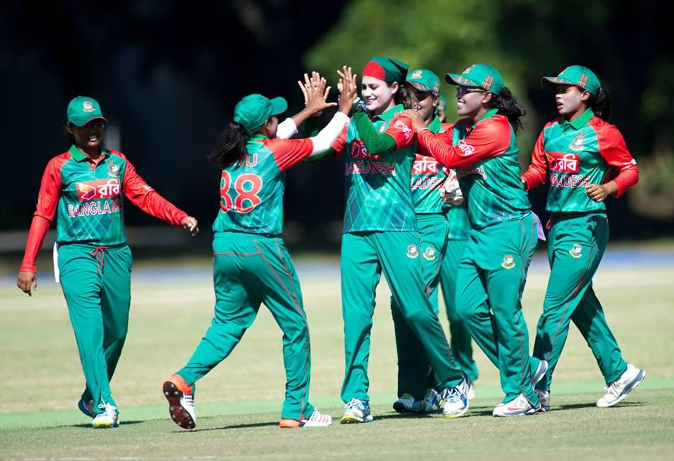 Bangladesh women's cricket team get Test status