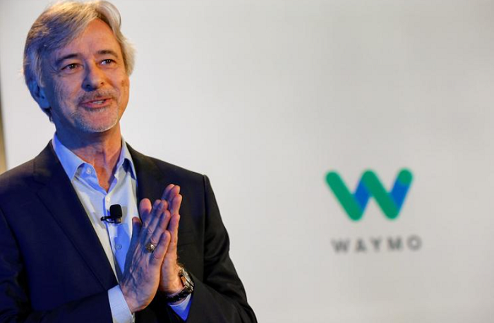 Alphabet Waymo self-driving unit CEO stepping down