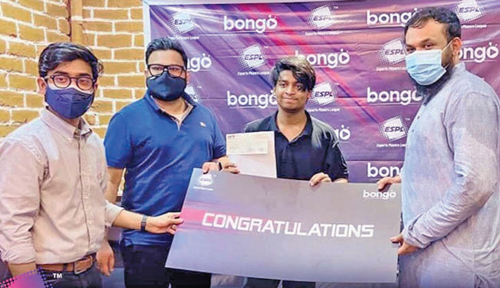 Bongo and ESPL holds prize-giving ceremony